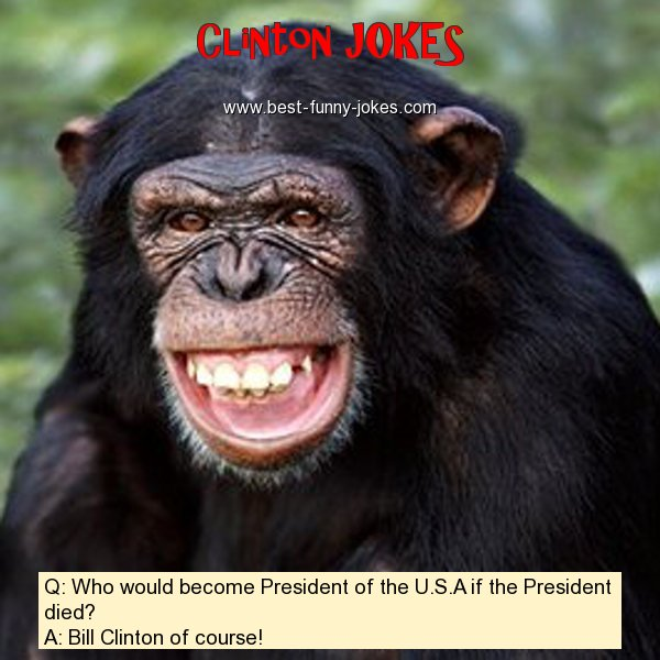 Q: Who would become President