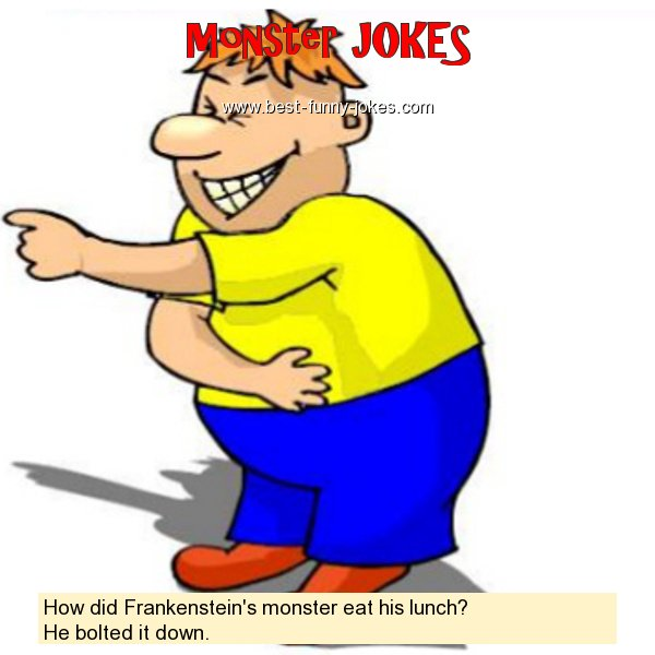 How did Frankenstein's monst