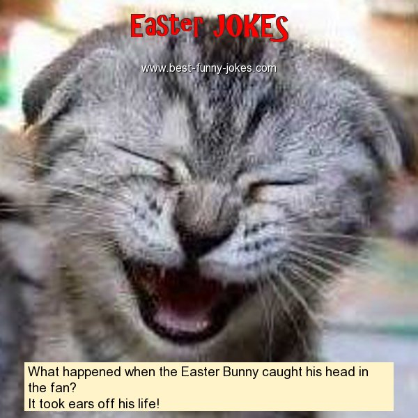 What happened when the Easter
