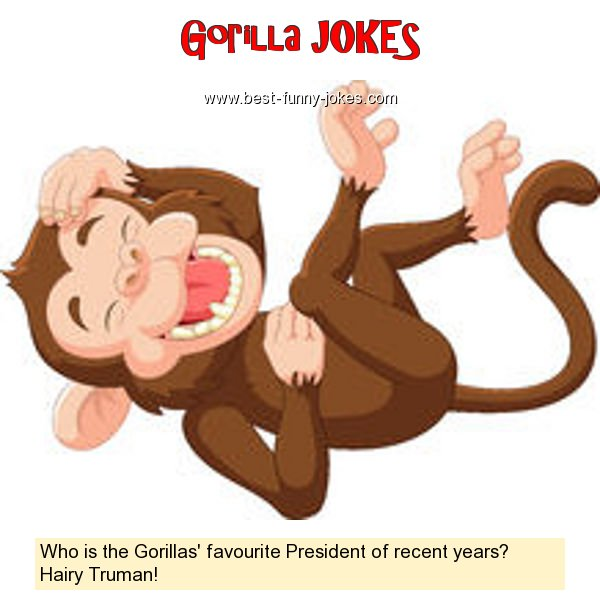Who is the Gorillas' favourite