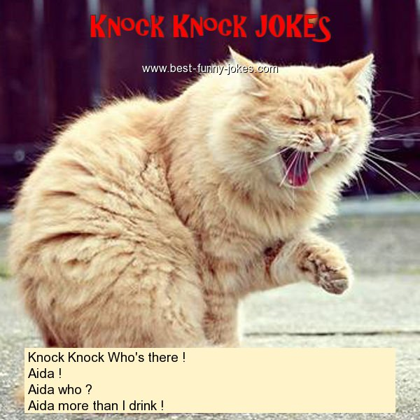 Knock Knock Who's there ! Ai