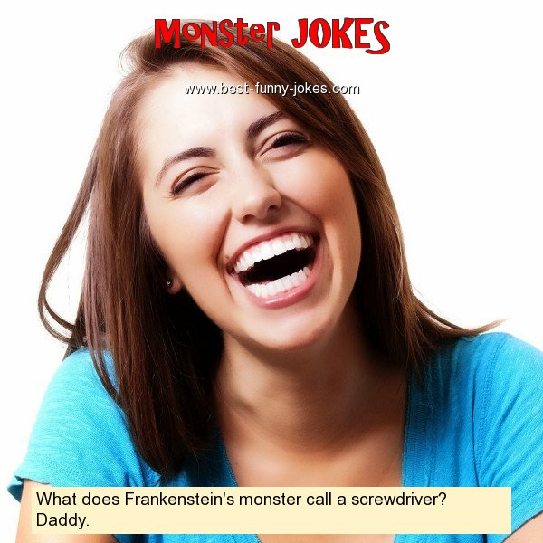What does Frankenstein's monst