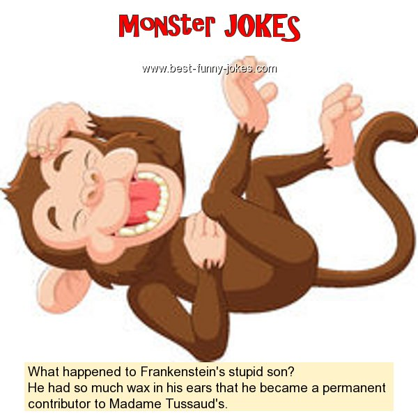 What happened to Frankenstein'