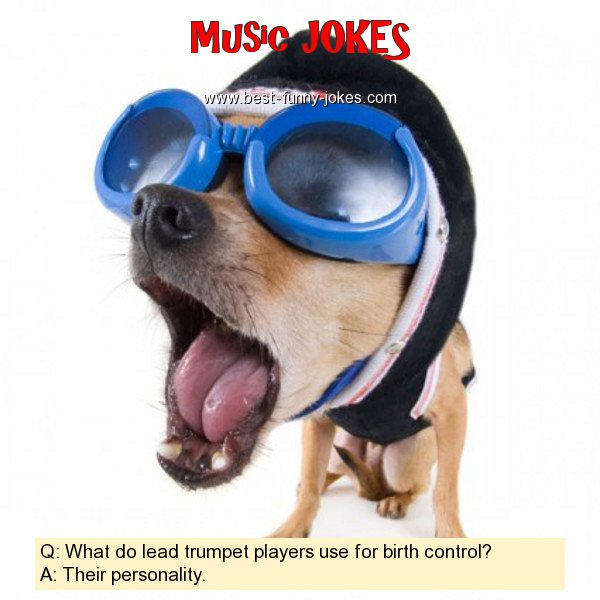 Q: What do lead trumpet player