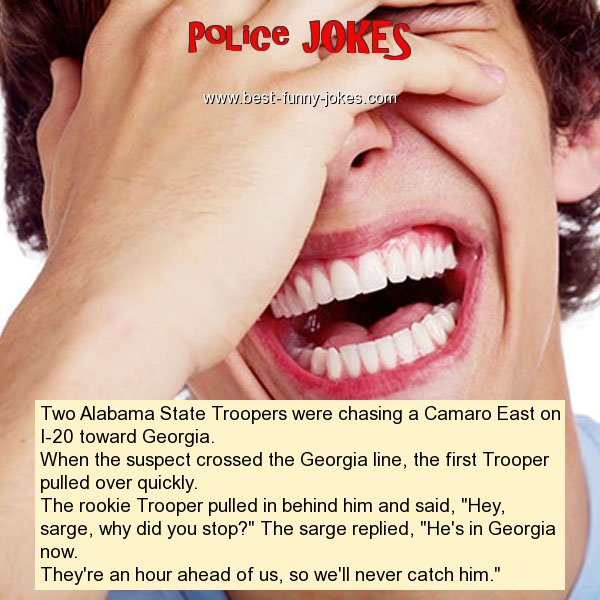 Two Alabama State Troopers wer