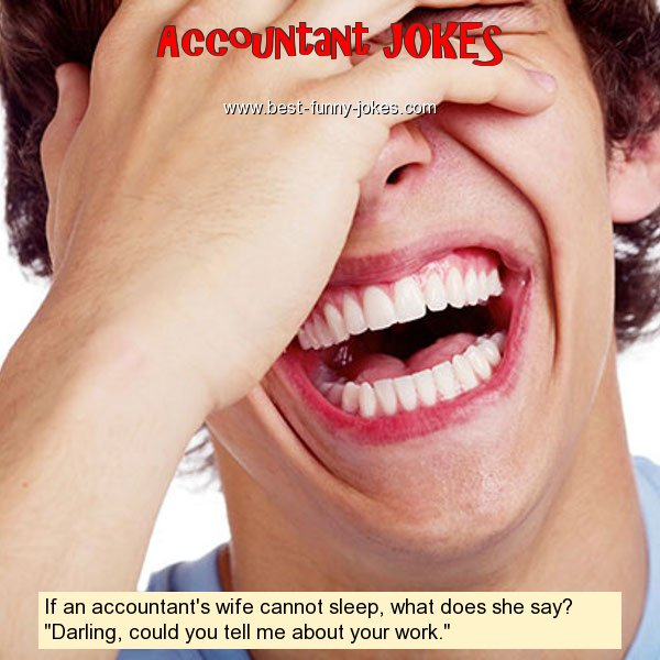 If an accountant's wife cannot