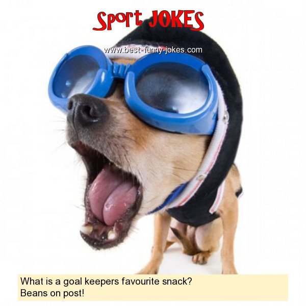 What is a goal keepers favouri