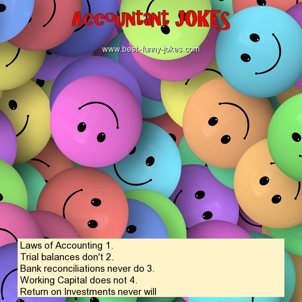 Laws of Accounting 1. Trial